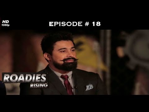 Roadies Rising - Episode 18 - Caught! Creep in Camp Roadies