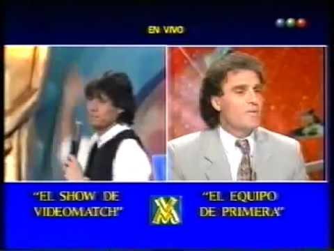 Videomatch - EL show del chiste de...Ruggeri