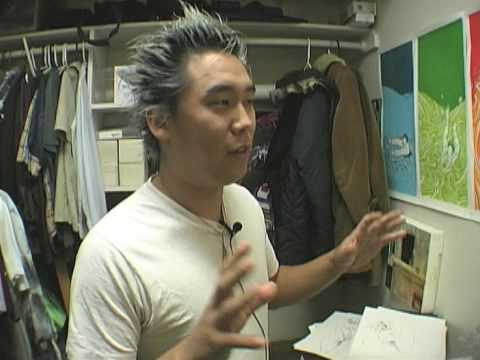 Walrus TV: David Choe