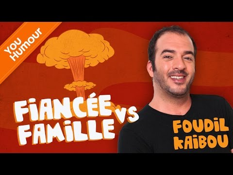 FOUDIL KAIBOU - Fiancée vs Famille