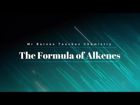 GCSE 1-9: How to draw Alkenes