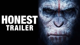 Video Honest Trailers - Dawn of the Planet of the Apes MP3, 3GP, MP4, WEBM, AVI, FLV Juni 2019