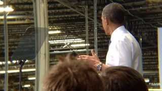 White House (TN) United States  city pictures gallery : President #obama @amazon fulfillment center #chattanooga #tn @whitehouse #usa #forward #idead
