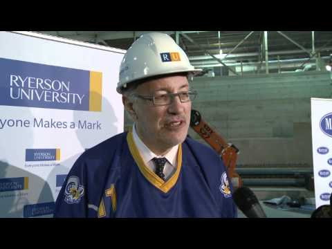 Ryerson University announces $15 million donation from philanthropist Peter Gilgan - Thumbnail