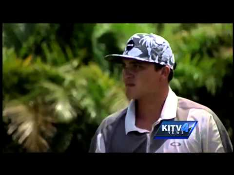 calip - KITV4 Sports highlights this week's Hawaii MVP, golfer Nainoa Calip. Subscribe to KITV on YouTube now for more: http://bit.ly/1hxKwsa Get more Honolulu news:...