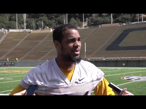 Keenan Allen Interview 8/16/2012 video.