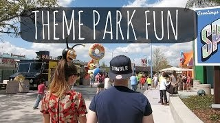 Theme Park Fun - Playlist Day 2