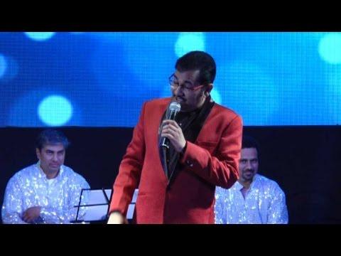 Sudesh Bhosle At Amitabh Aur Main Concert