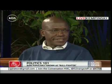 Senator Khalwale: None of the Kenyan politicians have got a national clout except Raila Odinga