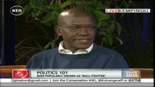 Senator Khalwale: None of the Kenyan politicians have got a national clout except Raila Odinga