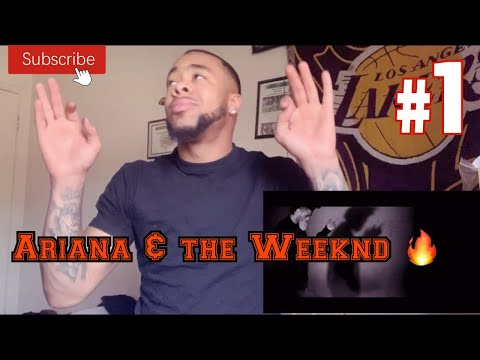 Ariana Grande, The Weeknd - Love Me Harder | Reaction