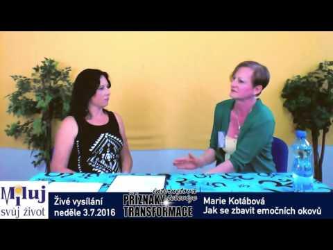 Marie Kotábová - Jak se zbavit emočních okovů