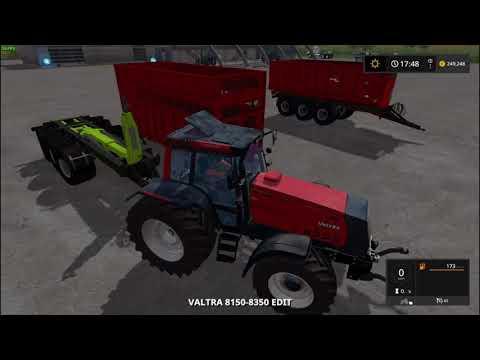 Valtra 8350 v1.0.0