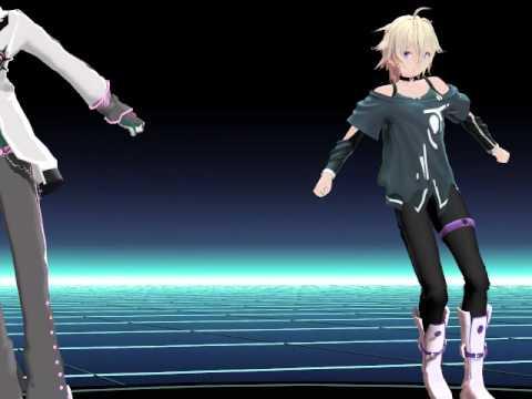{ MMD } HYBRID ~ IO & VY2