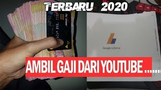 Video Berapa Gaji Youtuber Pemula ?  Yukk Ambil Gaji (Gaji Google Adsnse ) MP3, 3GP, MP4, WEBM, AVI, FLV Januari 2018