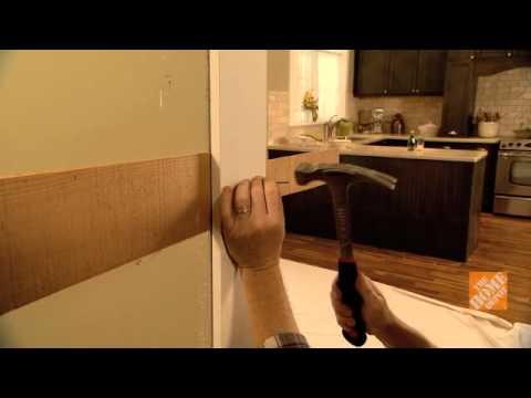 Cómo instalar una puerta interior