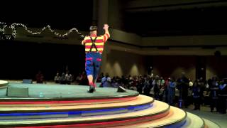Chag The Clown's Showreel