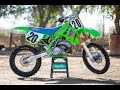 Racer X Films 1990 Kx250 Project 90