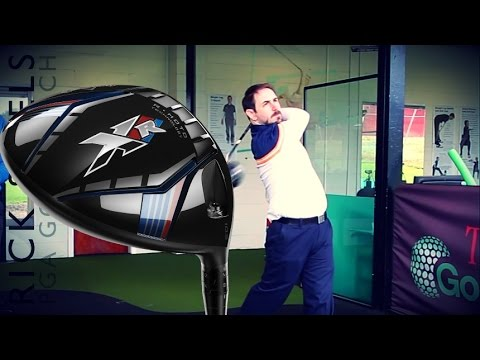Callaway XR Driver Tested by 13 Handicapped Golfer