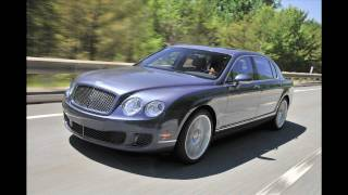 Real World Test Drive 2012 Bentley Flying Spur