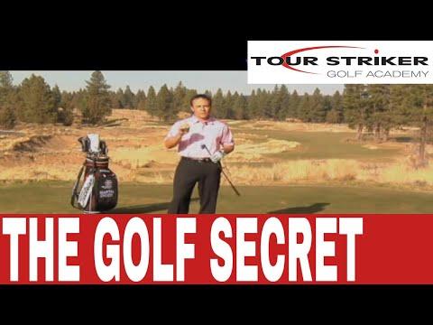 Golf Secret – The Tour Striker Training Club