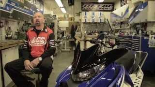 5. throttling a four stroke yamaha Troy Johnson