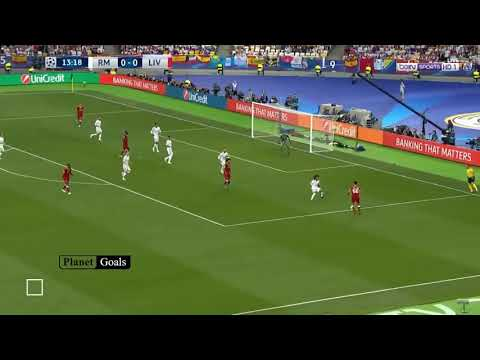 Real Madrid Vs Liverpool 3-1 Song Arabic Champion