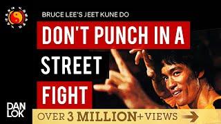 Video Don't Punch In A Street Fight Bruce Lee's JKD MP3, 3GP, MP4, WEBM, AVI, FLV Oktober 2018