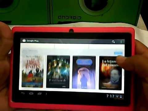 Review Tablet PC a13 mid de Teckno SHOP
