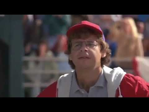 Little Giants 1994- Giving the football the Johnny