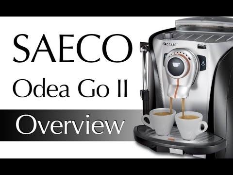 Saeco Odea Go II Presentation
