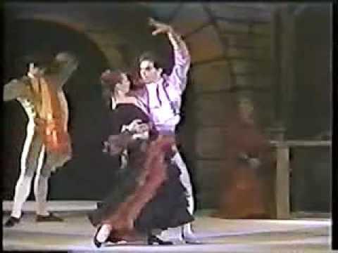 Natalya Stavro - Don Quixote - Mercedes - Tavern Scene