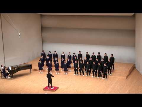 田野中学校音楽大会2014
