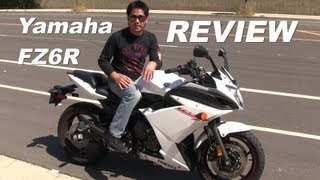 9. Yamaha FZ6R Review (USA) Yamaha XJ6 Review (Europe) Great Bike?