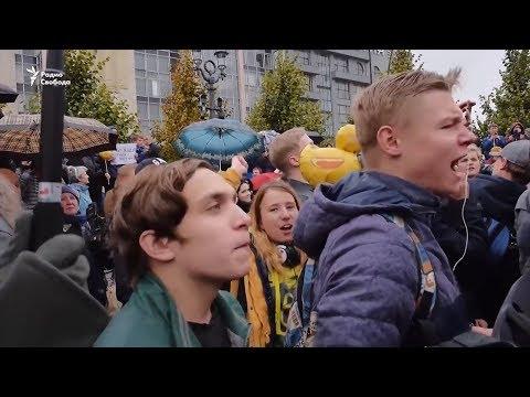 Политика как проект и личное дело (видео)