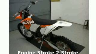 7. 2011 KTM XC 300 Details & Specification