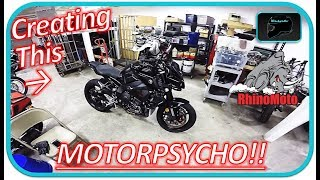 10. FULLY MODDED YAMAHA Fz10/MT10 | Rhinomoto Bar Ends | Austin Racing SOUND!!!