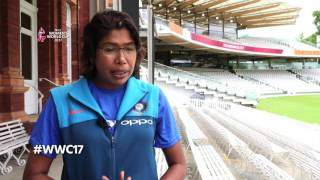 Veda Krishnamurthy and Jhulan Goswami send a brief thank you message to those who have been integral in supporting their cricket careers.