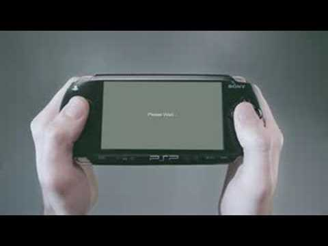Official Sony PSP advert
