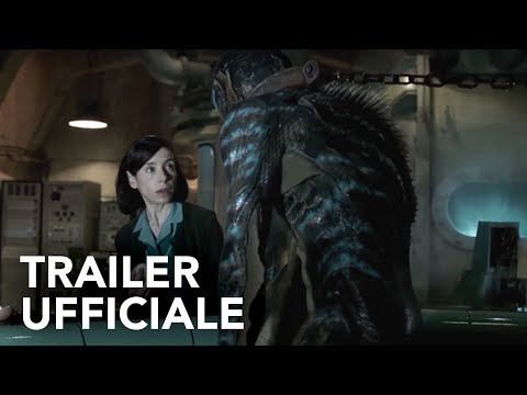 Preview Trailer La Forma dell'Acqua - The Shape of Water, trailer italiano ufficiale