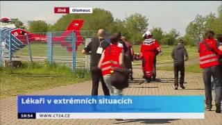 ODUM (2016) - Reportáž České televize (1) - Zpravodajství z workshopu ICCC ADVANCED v rámci 11.ODUM