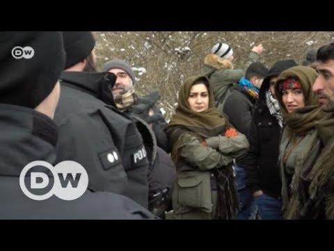 Kurden in Deutschland: Türkischer Militäreinsatz in S ...