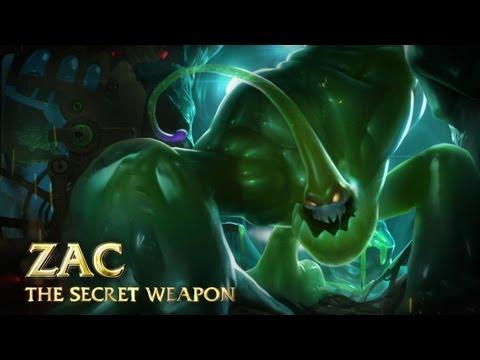 Helden Vorschau: Zac, die Geheimwaffe
