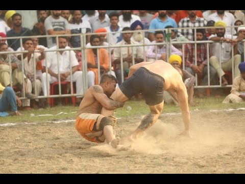 Bhulana (Kapurthala) Kabaddi Tournament 25 SEP 2016