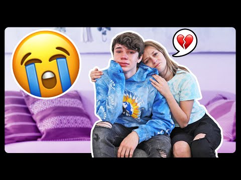 SAYING GOODBYE TO MY BOYFRIEND **NOT CLICKBAIT**💔😞|Sophie Fergi