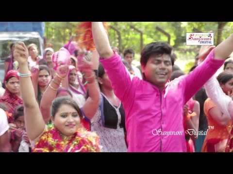 New 2015 Bhojpuri Devi Geet || Dhol Baje Dham Dham || Jayesh Singh