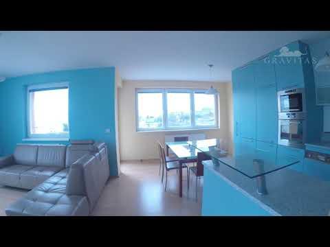 4-izbový byt s veľkou terasou 65 m2, Koliba