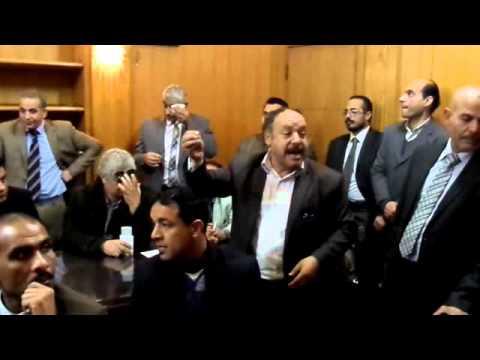 صلاح سليمان ..صدور جدول اعمال لاعضاء لجنة الحريات بنقابة المحامين