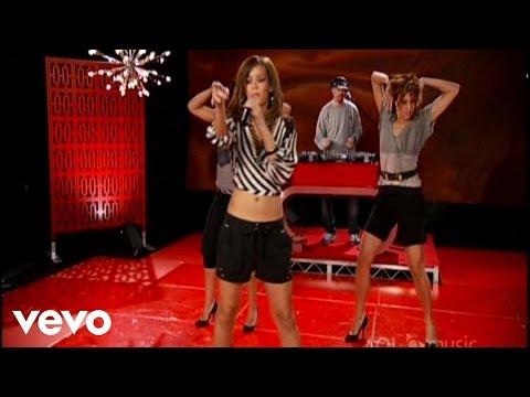 Rihanna - Pon de Replay (AOL Sessions)