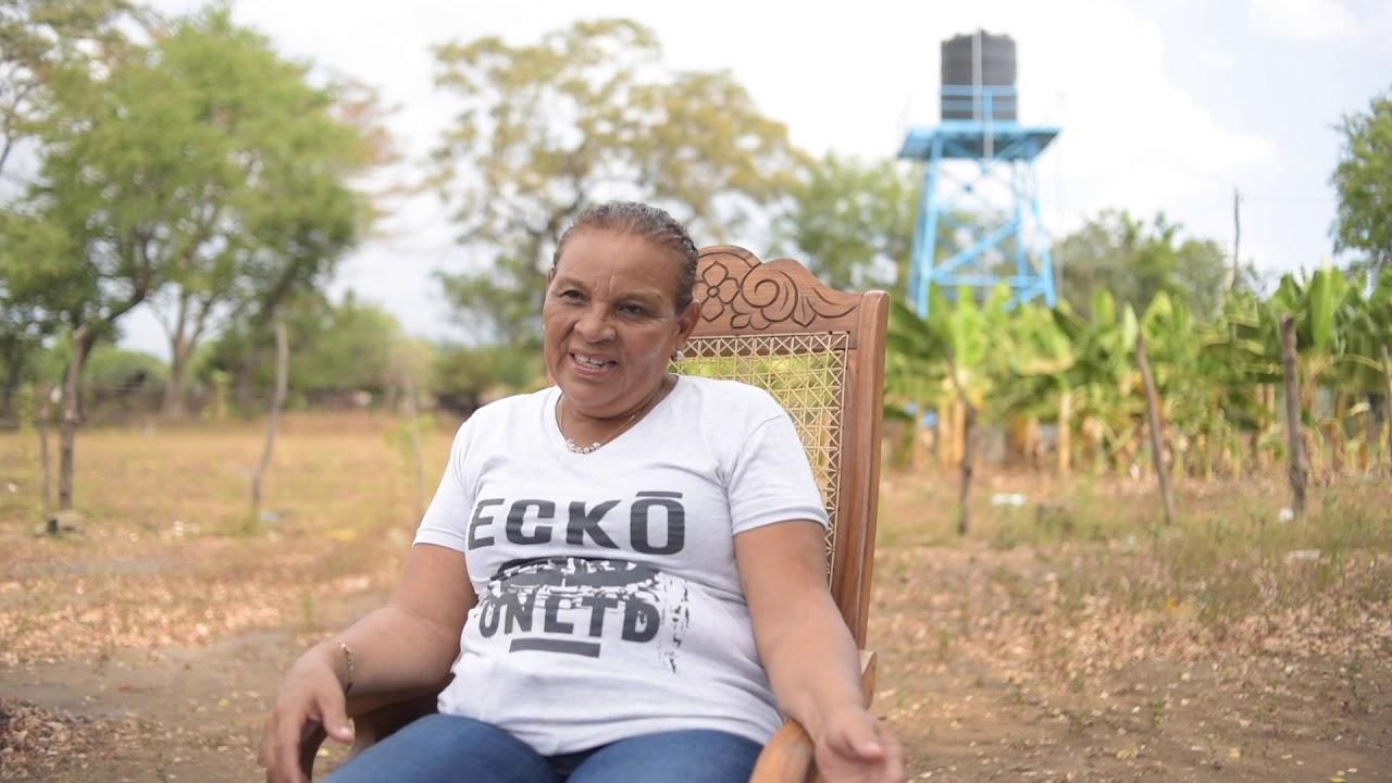 Testimonio de doña Francisca CAPS Los Ébanos